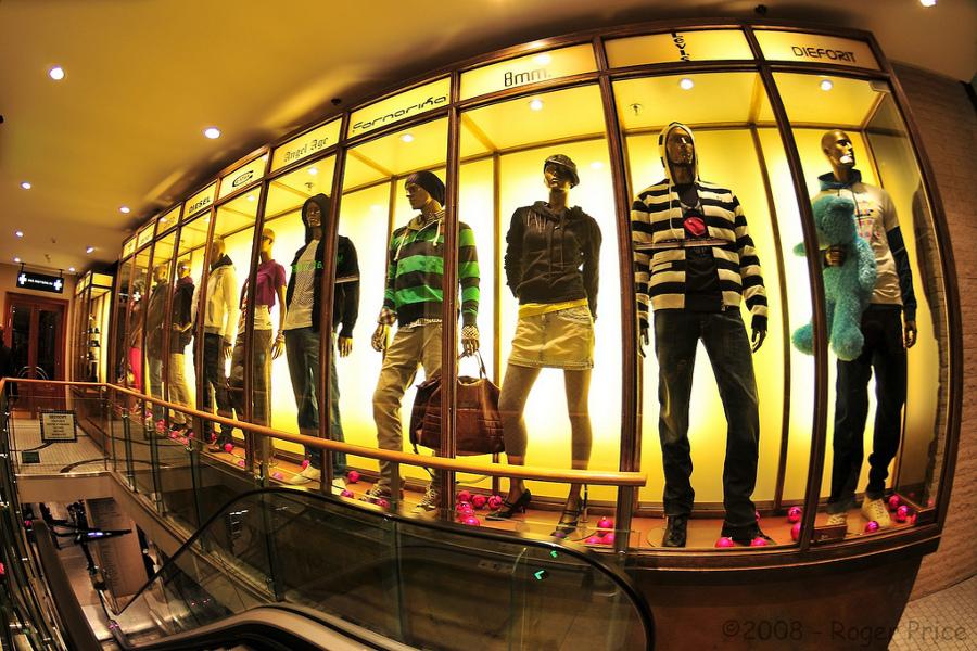 Unde facem shopping prin Europa?