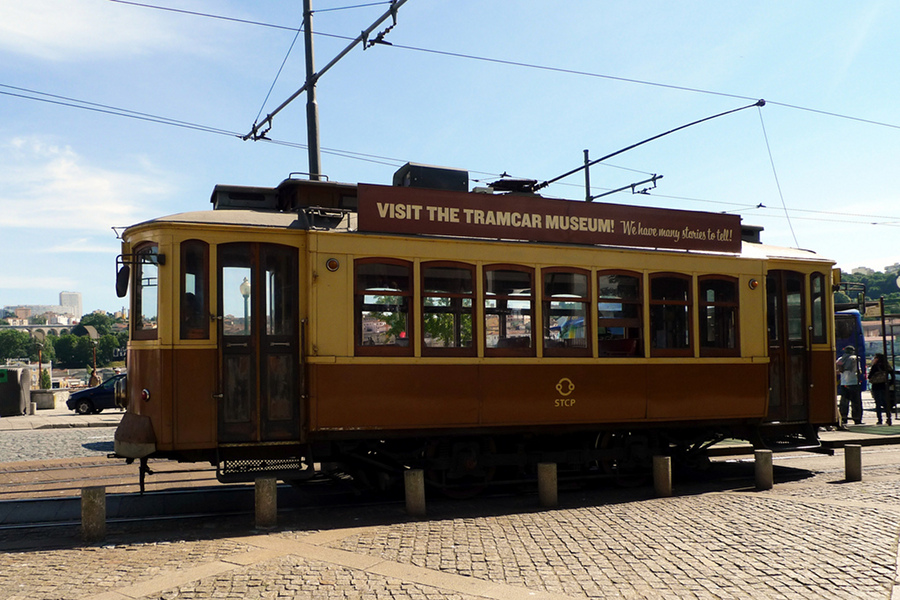 Muzeul Tramvaielor (Museu do Carro Electrico) [POI]