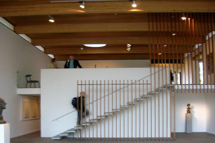 Muzeul de Artă Modernă Louisiana (Louisiana Museum of Modern Art) [POI]
