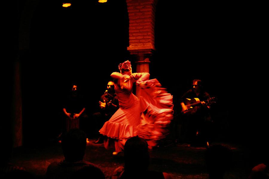 Muzeul dansului flamenco (Museo del Baile Flamenco) [POI]