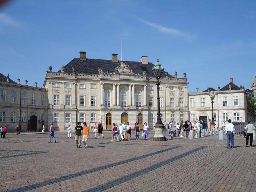 Ce obiective turistice importante vedem în Copenhaga