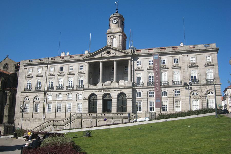 Palatul Bursei (Palacio da Bolsa) [POI]