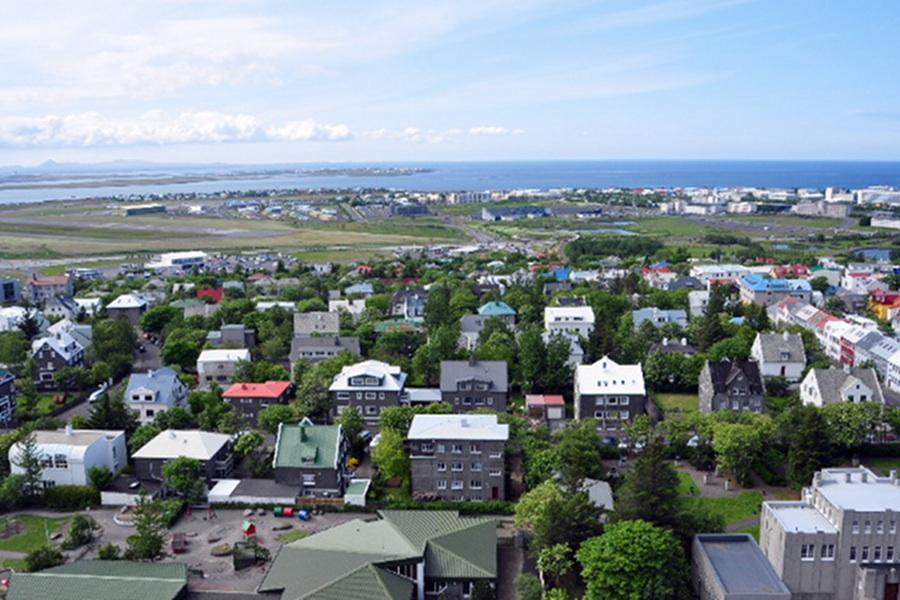 Vacanţă la Reykjavik