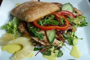 Sandwich din Copenhaga