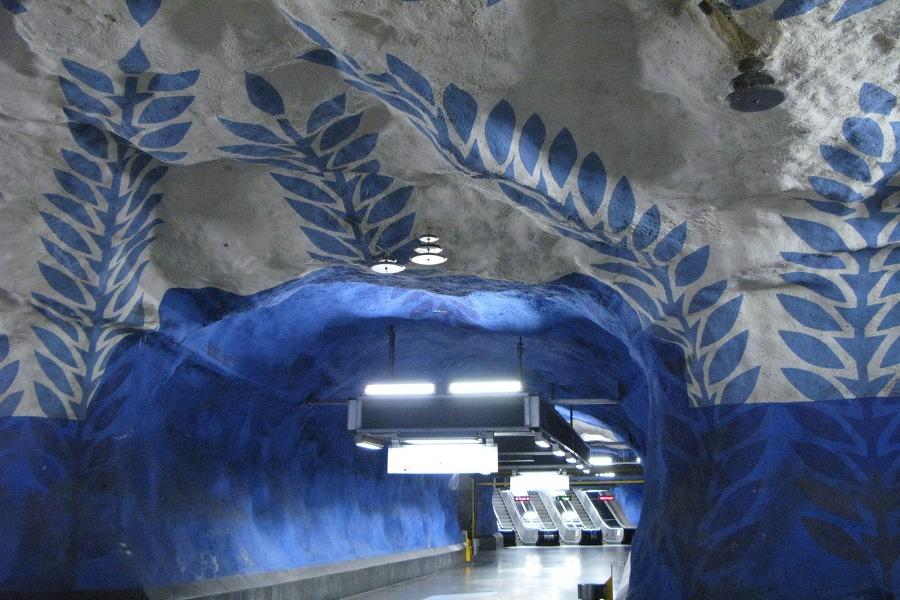 Cele mai interesante staţii de metrou din lume