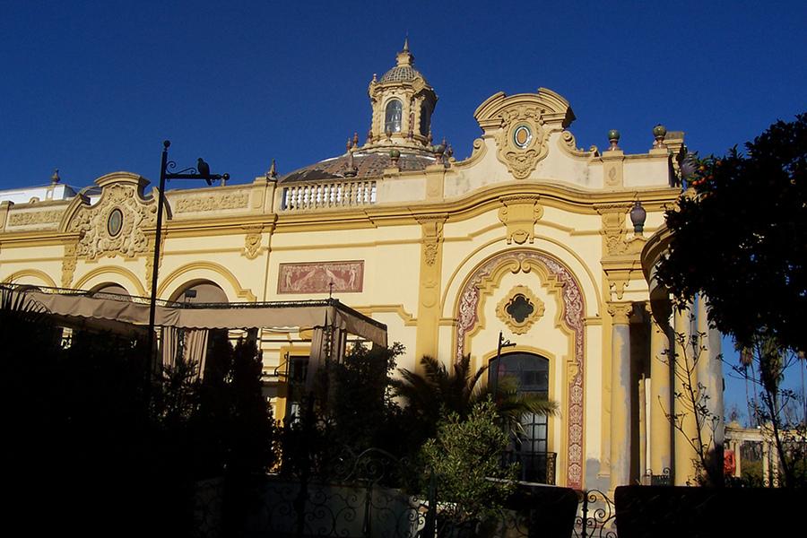 Teatrul Lope de Vega (Teatro Lope de Vega) [POI]