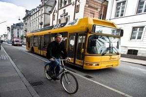 Transportul in comun din Copenhaga