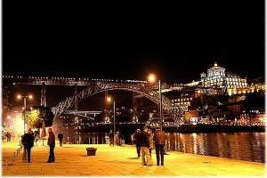 Viaţa de noapte în Porto