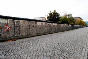 Zidul din Berlin, celebru in toata lumea