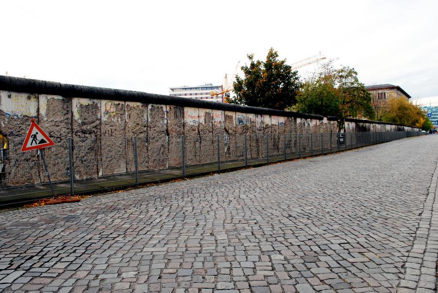 Zidul Berlinului (Das Berliner Mauer) [POI]