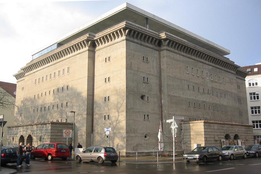 Buncărul Sammlung Boros (Reichsbahnbunker) [POI]