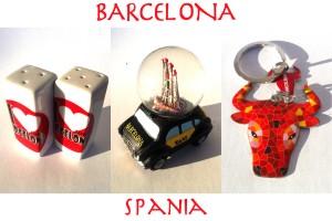 Bunatati din Barcelona aduse de Cosmin