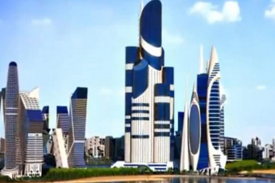 Cea mai înaltă clădire din lume ar urma să fie construită în Azerbaidjan