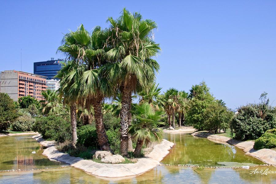 Grădinile Turia (Jardin de Infancia Turia) [POI]