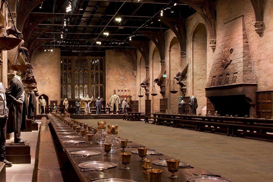 Harry Potter atrage turişti de toate vârstele lângă Londra