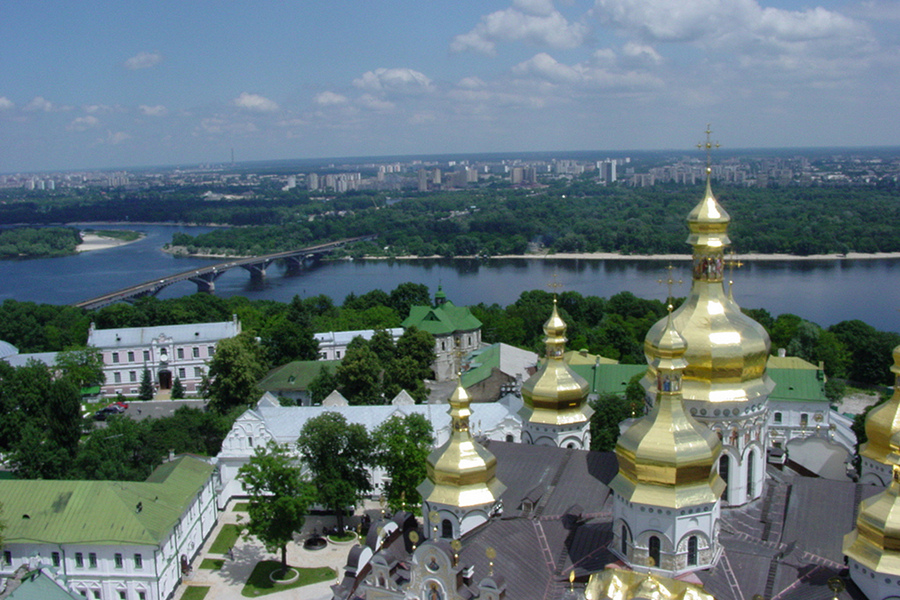 Mânăstirea Grotelor (Kiev Pechersk Lavra) [POI]