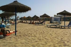 O plaja din Valencia