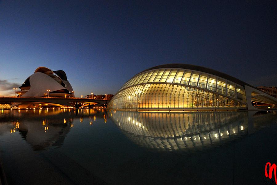 """Valencia, city break-ul """"artelor şi ştiinţelor"""""""