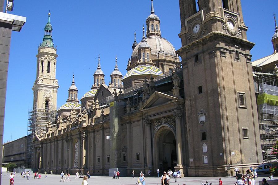Bazilica Nuestra Señora del Pilar (Bazilica romano-catolica Nuestra Señora) [POI]
