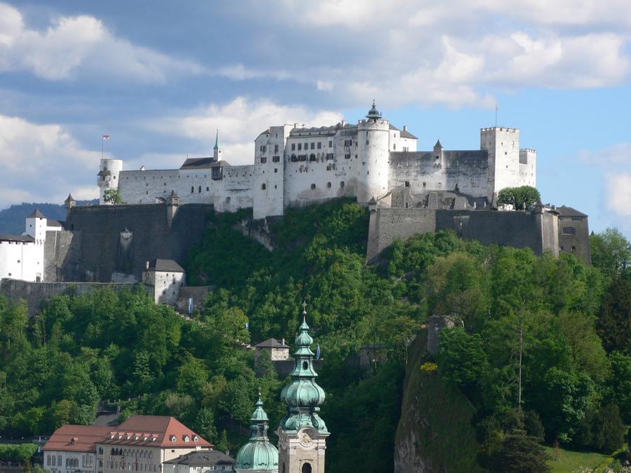 Castelul Hohensalzburg (Hohensalzburg) [POI]