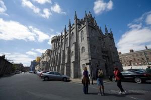 Castelul din Dublin, un punct de interes major al orasului