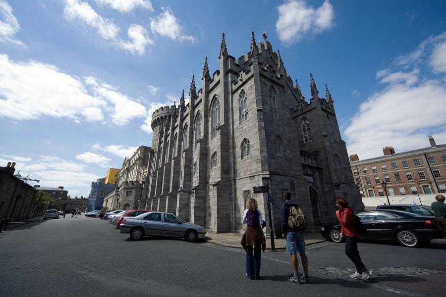Castelul Dublin (Dublin Castle) [POI]