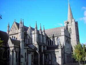Catedrala Sfantului Patrick din Dublin