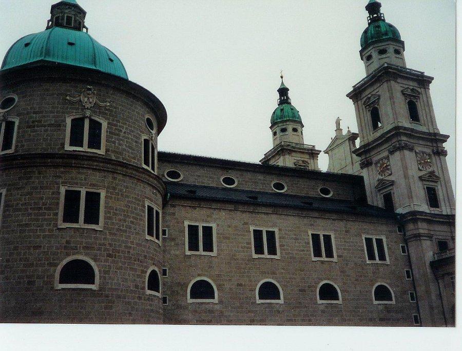 Catedrala din Salzburg (Salzburger Dom) [POI]