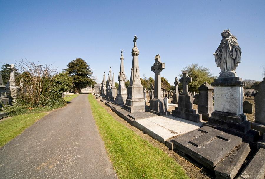 Cimitirul Glasnevin (Prospect Cemetery) [POI]