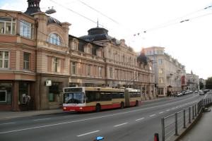 Cu autobuzul prin Salzburg