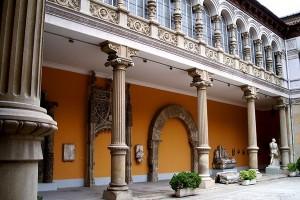 Curtea Muzeului Zaragoza