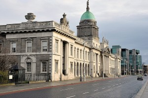 Custom House din Dublin