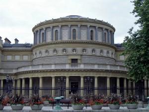 Fatada Muzeului National al Irlandei