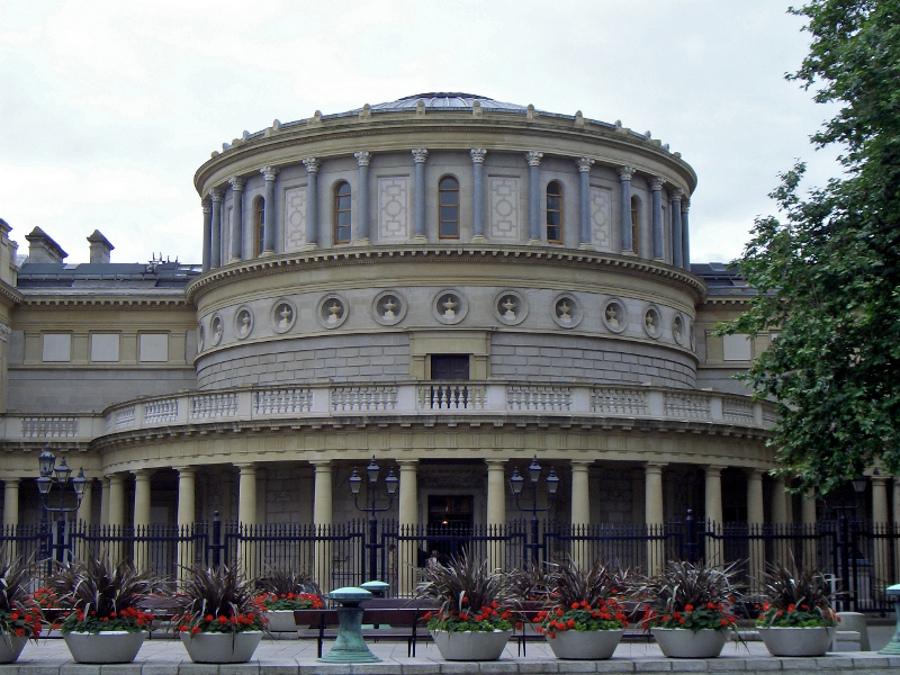 Muzeul Naţional al Irlandei (National Museum of Ireland) [POI]
