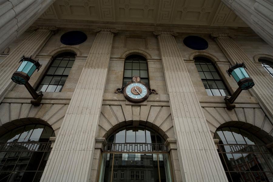 Oficiul Poştal irlandez (The General Post Office) [POI]