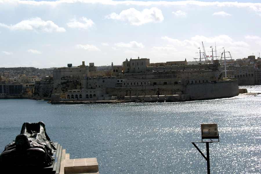 Fortul St. Elmo (Fort Saint Elmo) [POI]