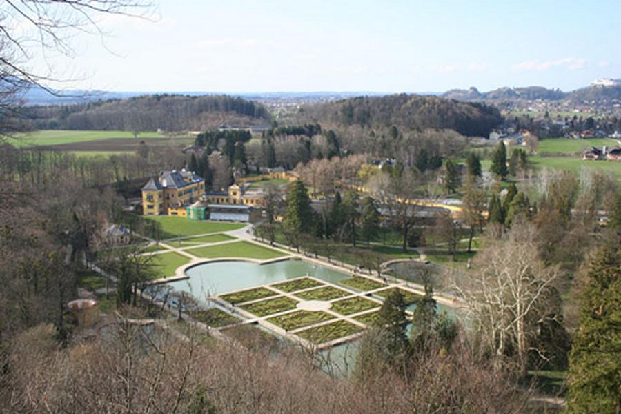 Palatul Hellbrunn (Schloss Hellbrunn) [POI]