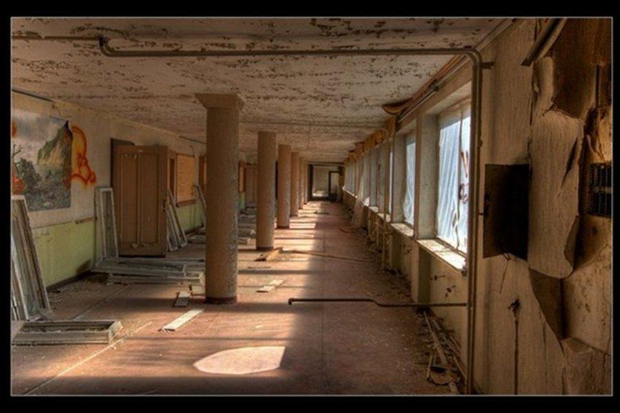 Hotel de lux dintr-un fost complex de vacanţă al naziştilor