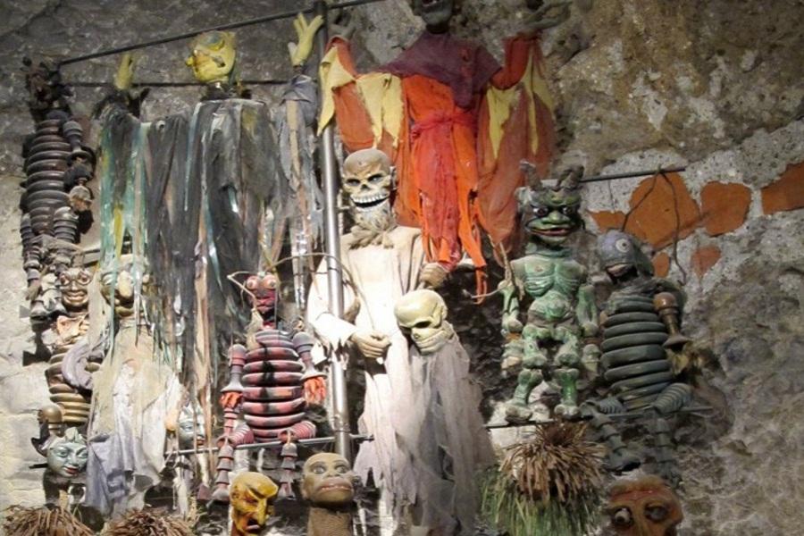Muzeul Marionetelor (Marionette Museum) [POI]