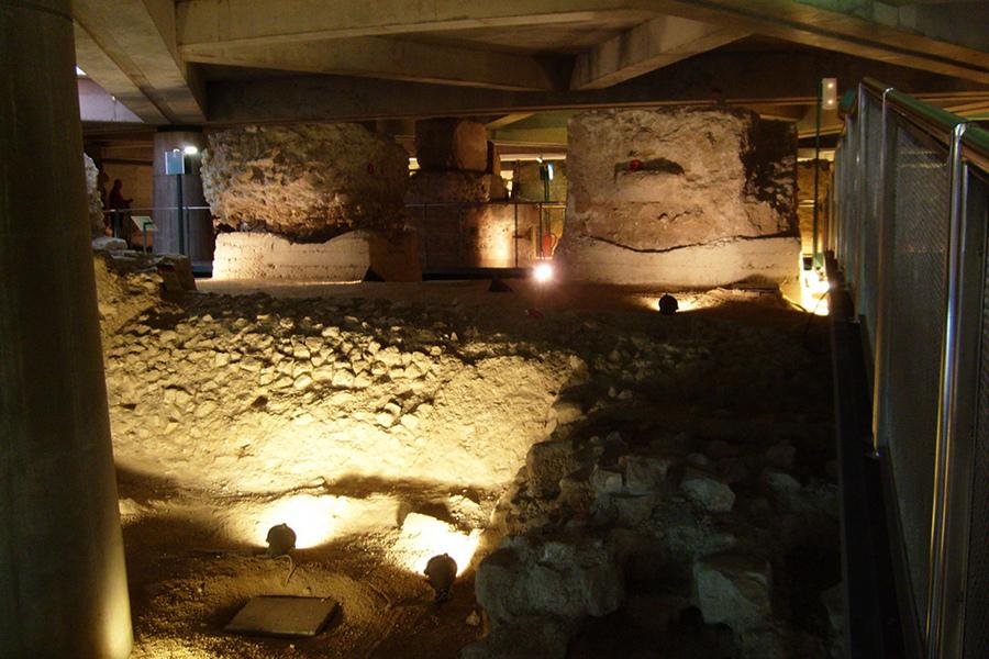 Muzeul Del Foro De Caesaraugusta (Museo Del Foro De Caesaraugusta) [POI]