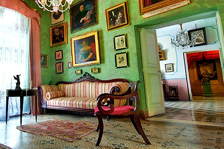 Palatul Rocca Piccola (Casa Rocca Piccola) [POI]
