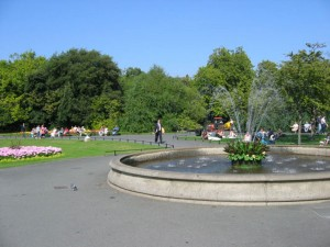 Parcul St Stephen's Green