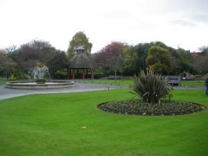 Grădinile Sf. Stephen din Dublin