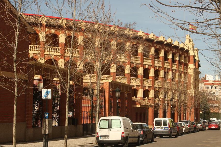 Stadionul Misericordia (Plaza de Toros de Zaragoza) [POI]
