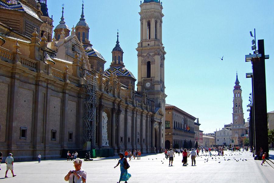 Atracţii turistice de neratat în Zaragoza
