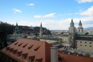 Salzburg văzut de sus