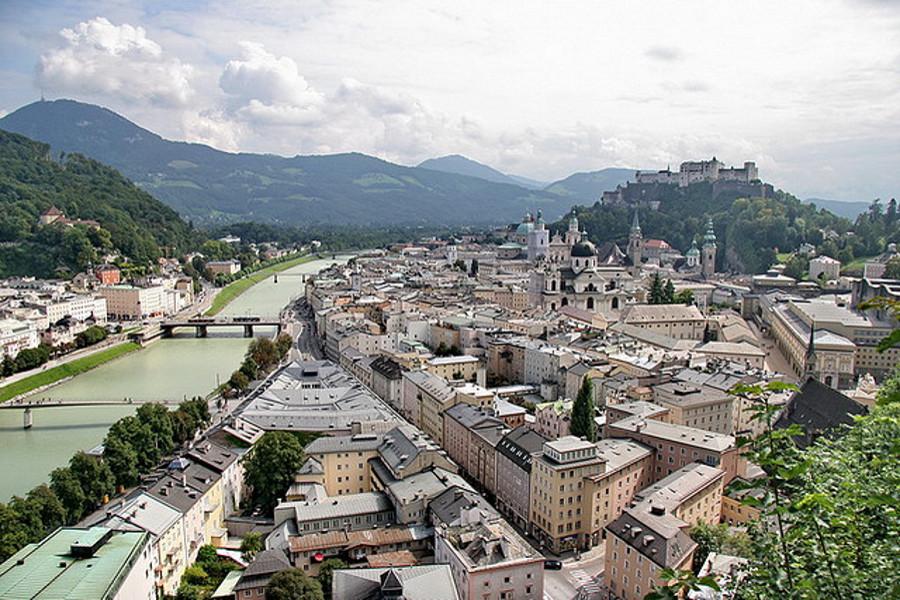 Despre Salzburg, toate informaţiile pe care trebuie să le cunoşti la city break-ul austriac [video]