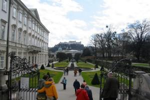Turistii care vin în Salzburg se pot aştepta la o vacanţă liniştită