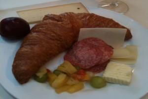 Un mic dejun în Salzburg