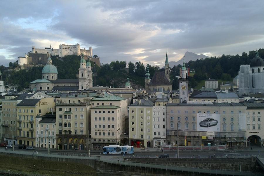 Centrul Vechi Salzburg (Altstadt) [POI]